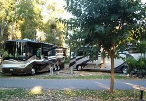 Wyoming RV Campgrounds