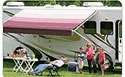 RV camping supplies awnings and awning accessories